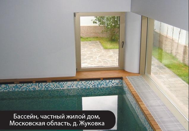 Конвектор Ева для бассейнов