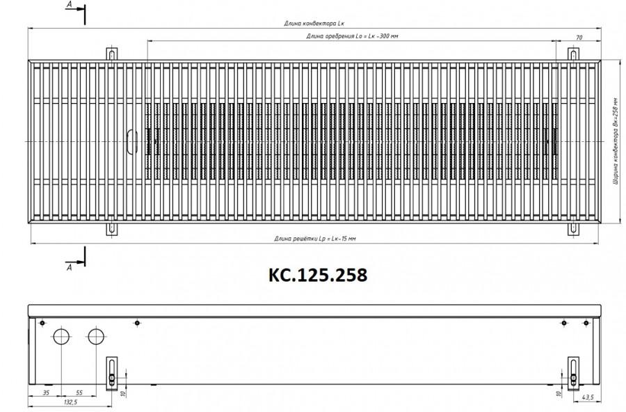 Модель Eva KC.125.258