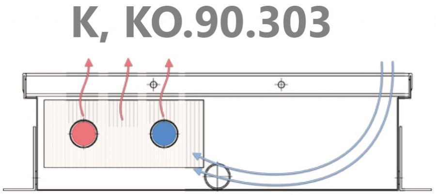 Модель Eva K.90.303