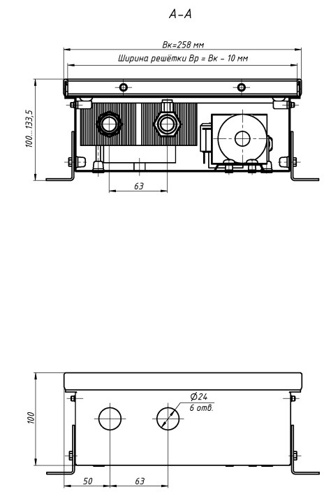 Модель Eva KB.100.258