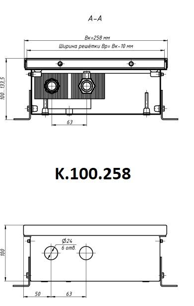 Модель Eva K.100.258