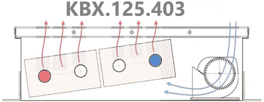 Модель Eva KBX.125.403