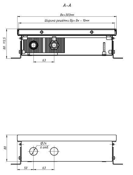 Модель Eva K.80.303