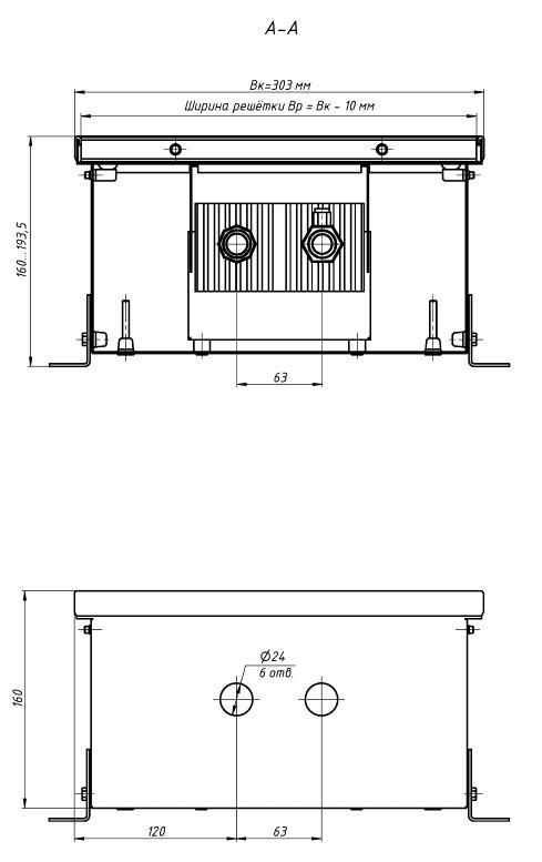 Модель Eva KC.160.303