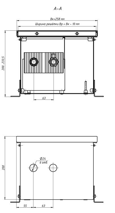 Модель Eva K.250.258