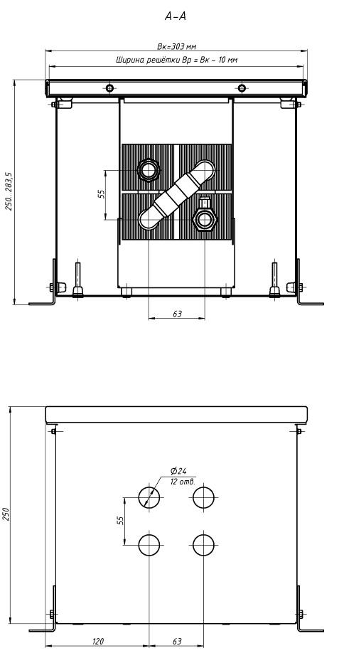Модель Eva KC.250.303