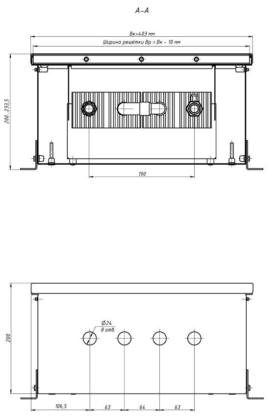 Модель Eva KC.200.403