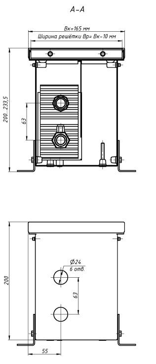 Модель Eva K.200.165