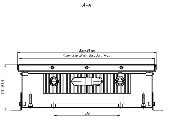 Модель Eva KC.125.403