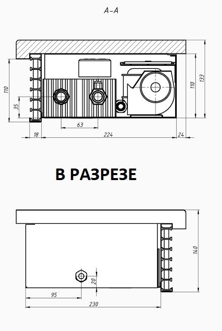 Модель Eva КВР.110.242